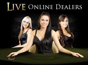 Live casino met cashback